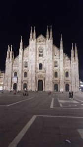 Milan famous church