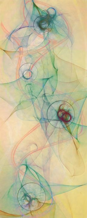 Circles in Time - Jon Woodhams