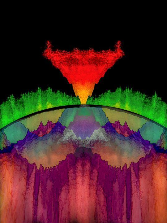 Night On Bald Mountain - Jon Woodhams
