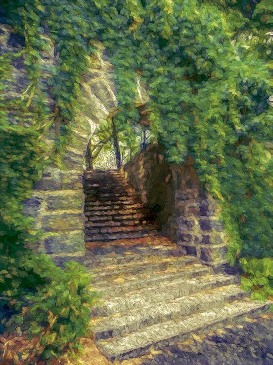 Fort Tryon Park Archway - Jon Woodhams