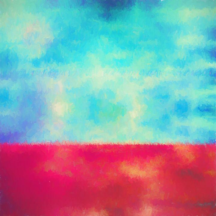 Red Horizon - Jon Woodhams