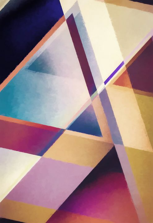 Composition des Pyramides - Jon Woodhams