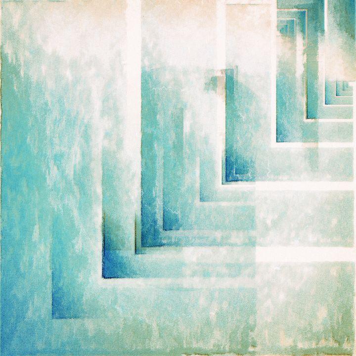 Composition Patinée - Jon Woodhams