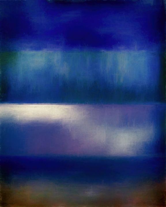 Color of the Blues - Jon Woodhams
