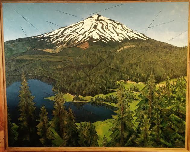 Mt. Bachelor - Summers Art Boutique