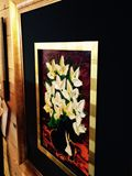Original Painting & Frame