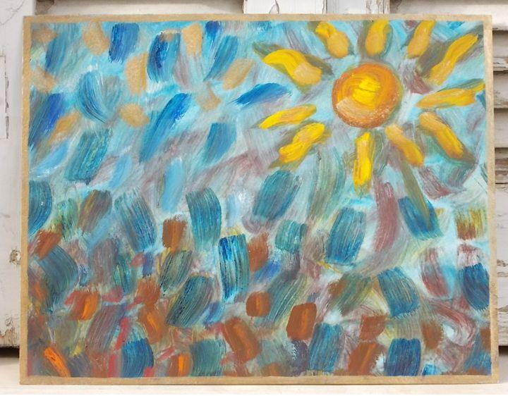 Sunny Love - Gallery Kyriakos Stamelos