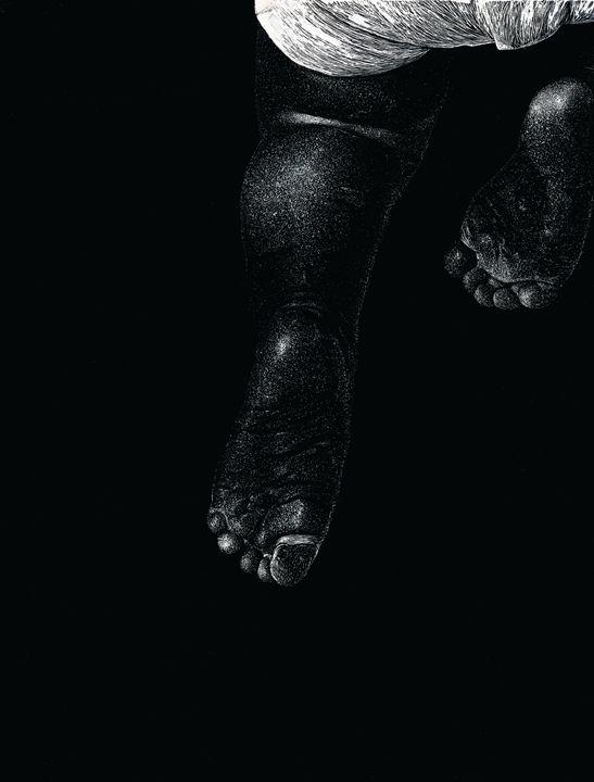Baby Feet - Callahan Crafted