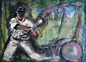 'Three Strikes' By Winifred Francis - PowysArt