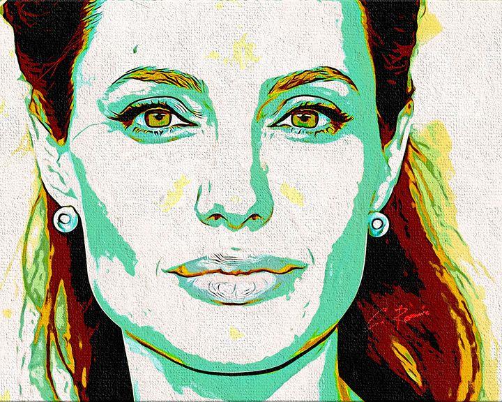 Angelina - CDR Digital Arts