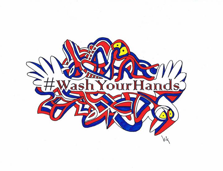 Wash your Hands - gvp3