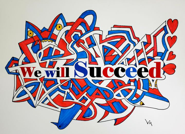 We Will Succeed - gvp3