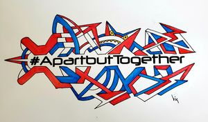 Apart but Together