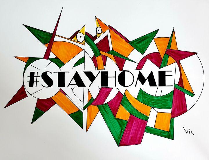 STAY HOME - gvp3