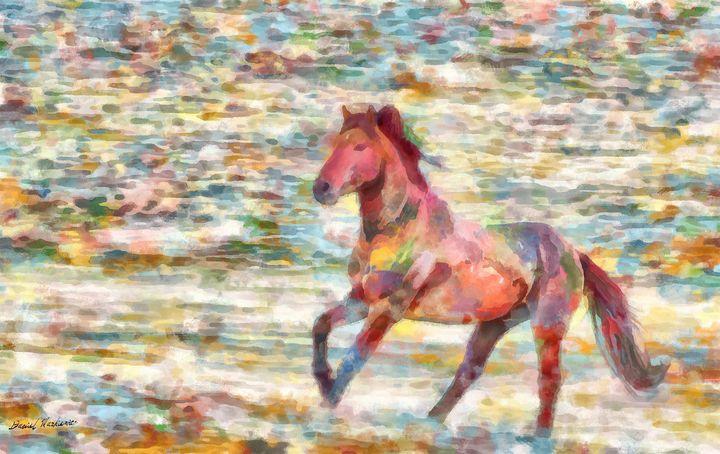Wild Mustang - Daniel Markiewicz