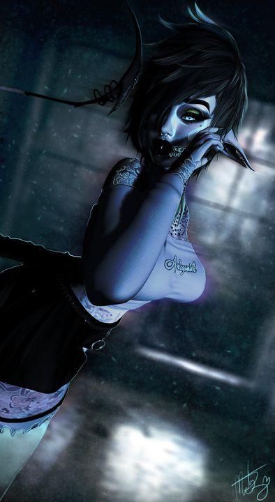 Antagonist - Weirdo