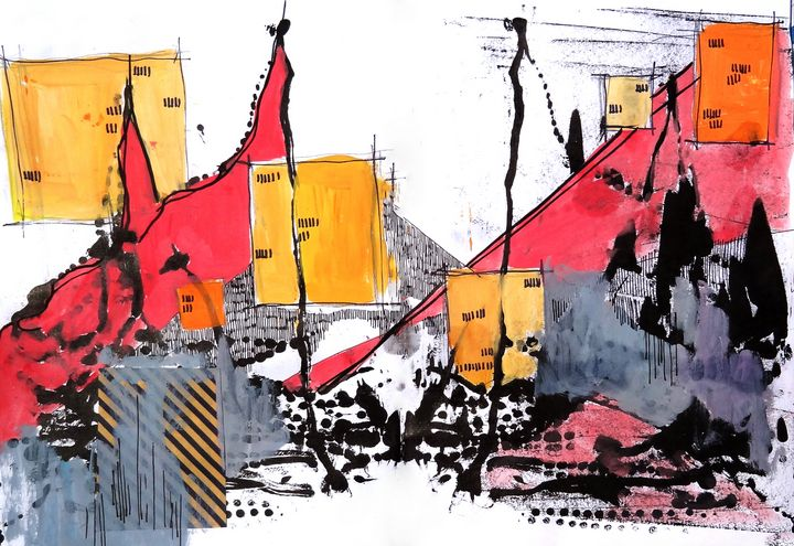 Architecture Sketchbook 12_ 4 - Dana Krystle