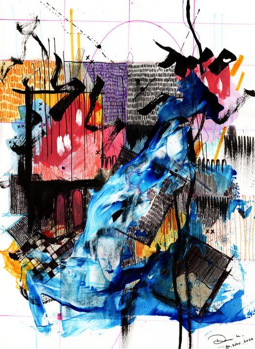Architecture UnRealism- 001 - Dana Krystle