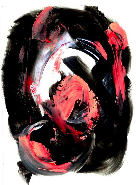 Art series | Translucent in strokes - Dana Krystle