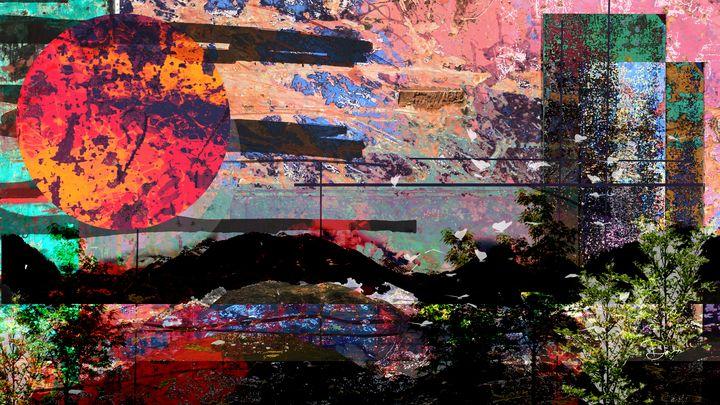 Digital Architecture Collage_14 - Dana Krystle