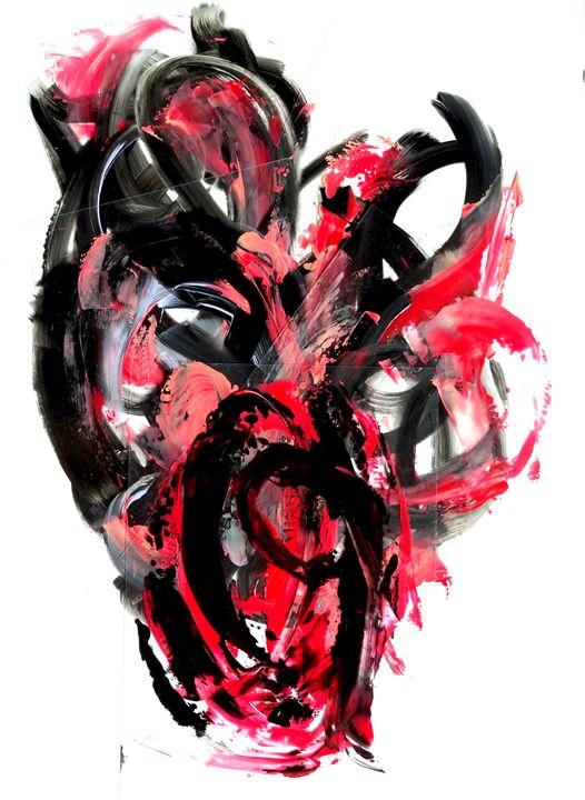 Translucent in strokes E - Dana Krystle