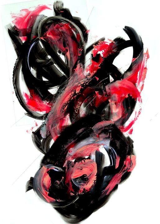 Translucent in strokes - Dana Krystle