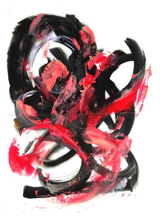 Translucent in strokes J - Dana Krystle