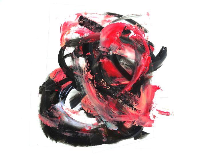 Translucent in strokes I - Dana Krystle