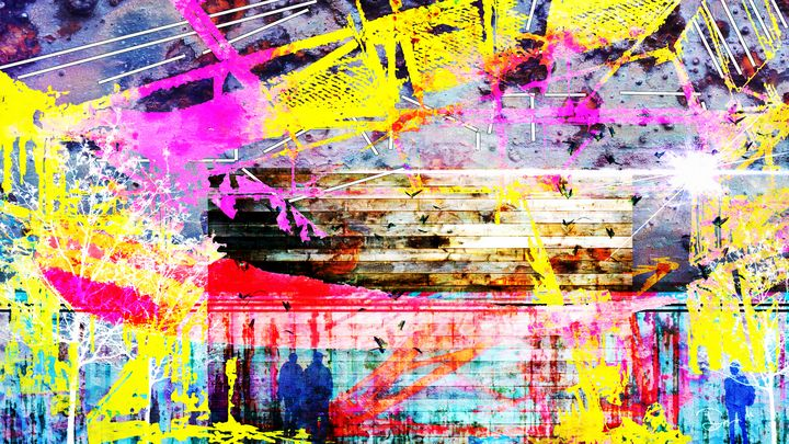 Digital Architecture Collage_15 - Dana Krystle