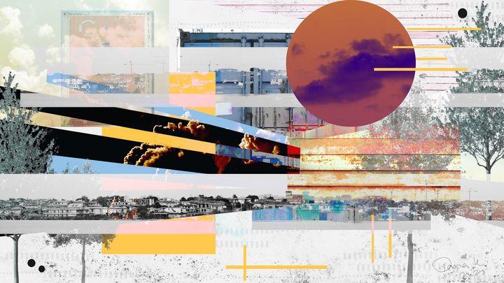 Dana Krystle_Digital Arch Collage 2 - Dana Krystle