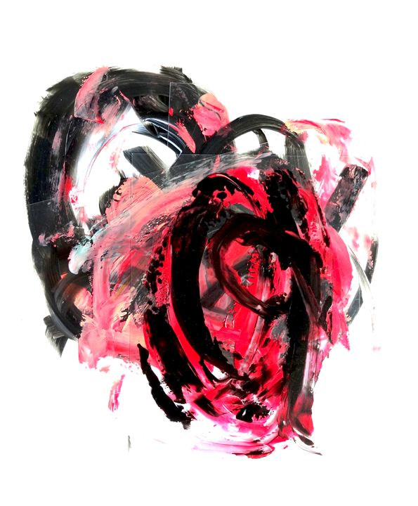 Translucent in strokes H - Dana Krystle