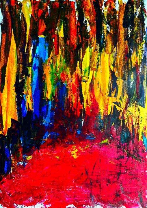 Fire and Rain - Dana Krystle