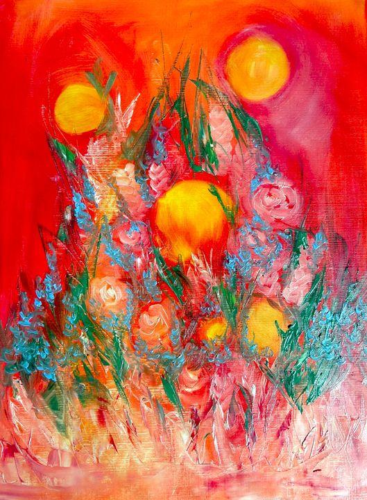 Bubble yellow bubble - Dana Krystle