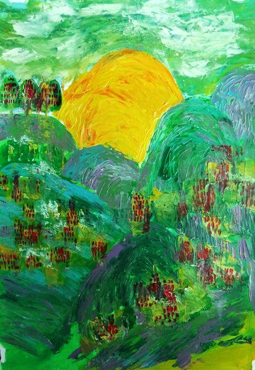 Landscapes - Dana Krystle