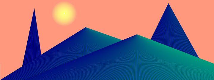 Wide Alien Fortress - Joel Kahn