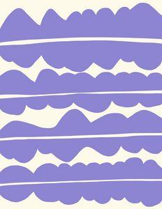 Studies of Ocean Waves, Purple