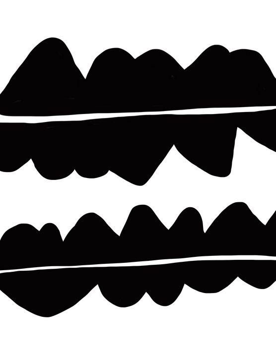 The Studies of Ocean Waves - Ravina Oberoi Artwork