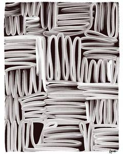 Lines, Abstract Digital Art
