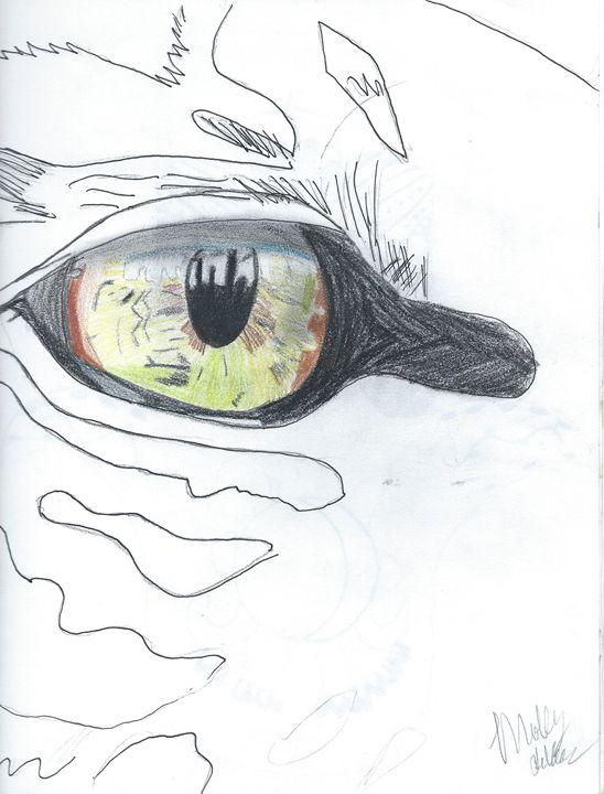 Tiger's eye - Molly jackson