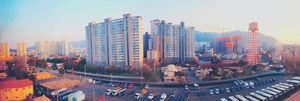 The City At Twilight