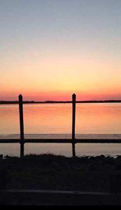 Lake View at Dusk