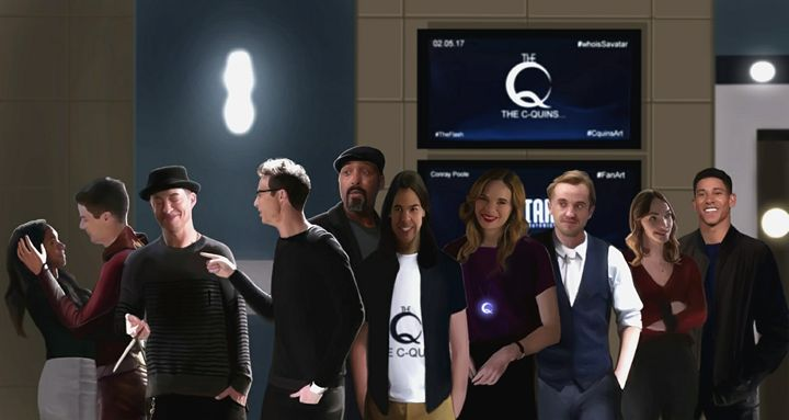 Team Flash - CquinsArt...