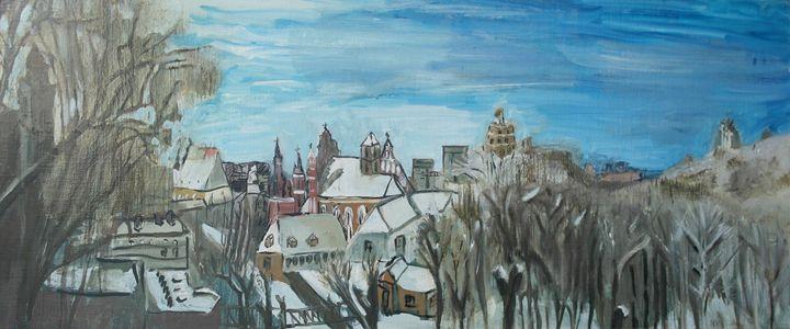 Vilnius - Vaidoto art