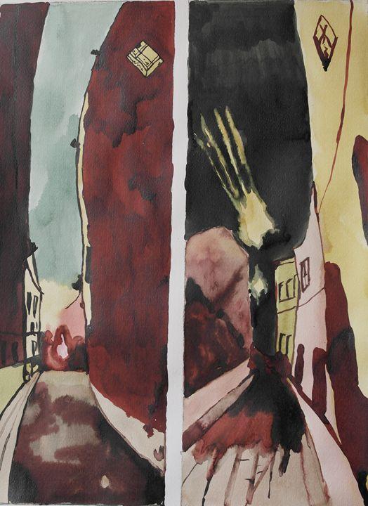 two streets - Vaidoto art