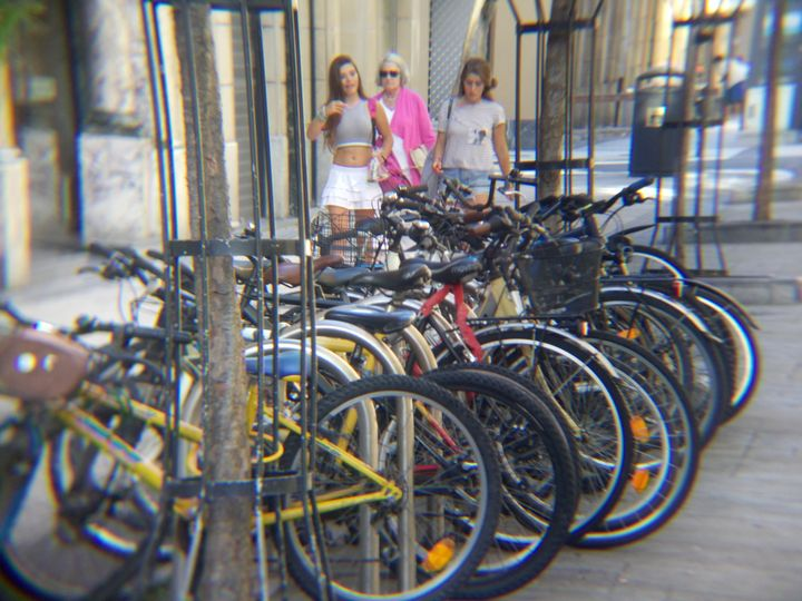 Girls & Bikes - Erin Lynne