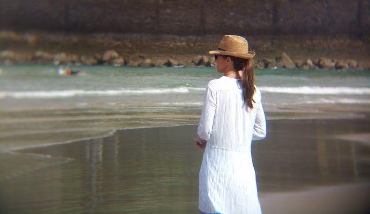 Admiring the Sea - Erin Lynne