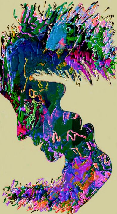 Long Live Colors - Arif Modin