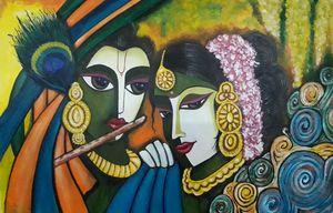 Handmade Canvas Painting