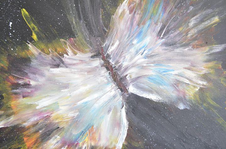 Birth of the star - Zhenya's art