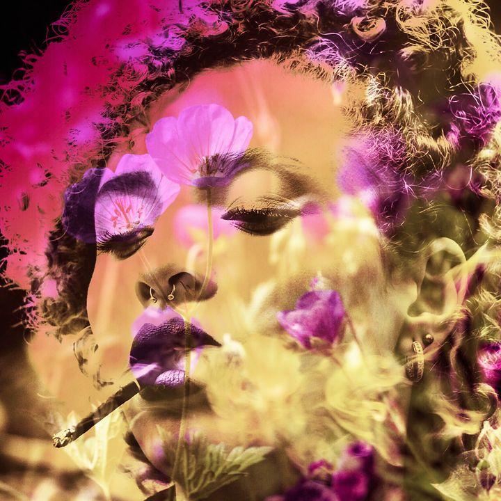 Beauty of Defiance - Susan Maxwell Schmidt Visual Fine Art